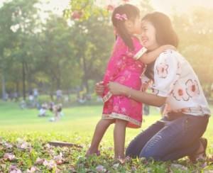 don't alienate your child
