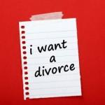A January Divorce
